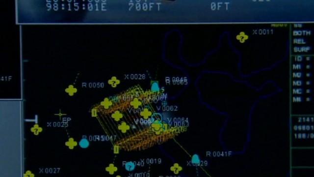 Australian plane detects new signals