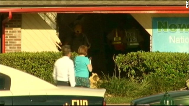Child killed after car slams into daycare