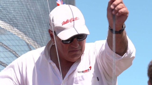Sailing legend's epic career