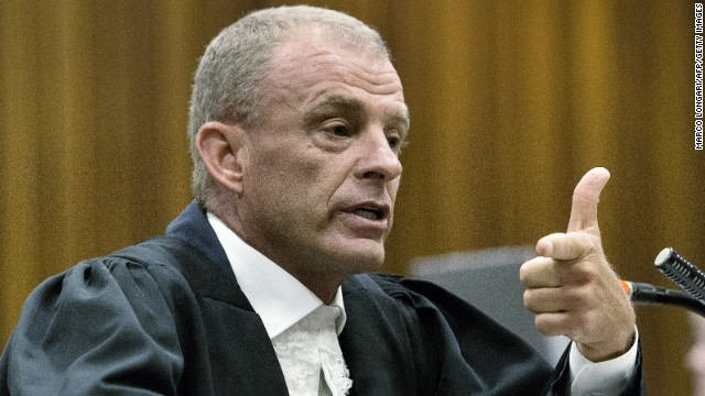 South Africa's former prosecutor Gerrie Nel is taking up the case.