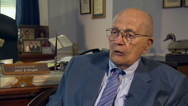 Longtime Rep. on Civil Rights Act debate
