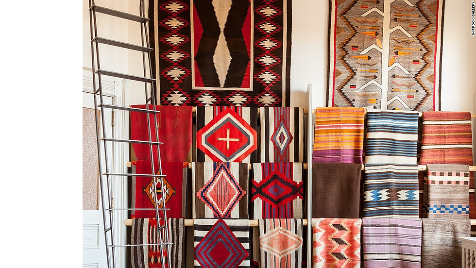 Fully experiencing Santa Fe's rich American Indian culture requires many return trips. Shops like Shiprock Gallery (pictured) and many galleries along Canyon Road are a gateway to a life-altering addiction to Native arts.