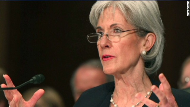 Sebelius pays price for botched rollout?