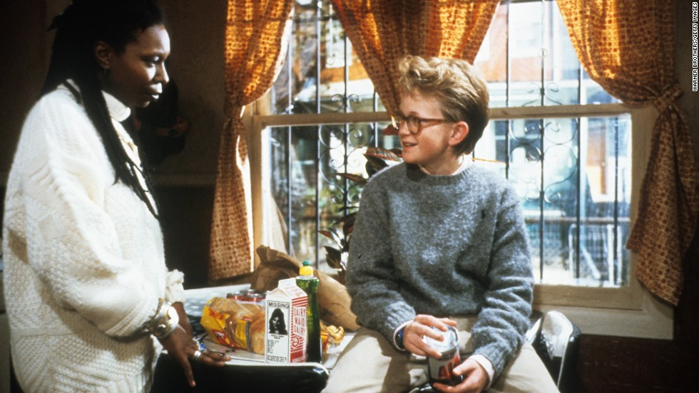 "Here's how you know Harris was basically destined for stardom: He landed his first role at 15 opposite Whoopi Goldberg in the drama ""Clara's Heart"" and performed so well as an only child who finds the family he craves in his housekeeper (Goldberg) that he earned his first Golden Globe nomination."