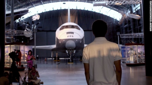 'I Want to Be an Astronaut' is about a driven high school robotics student, Blair Mason, and his dream to become an astronaut.