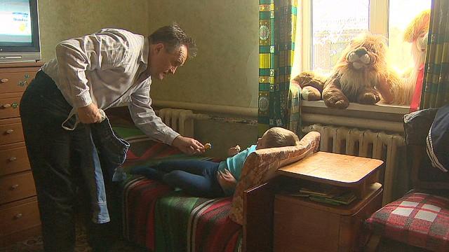 Ukrainian citizens carry cost of conflict