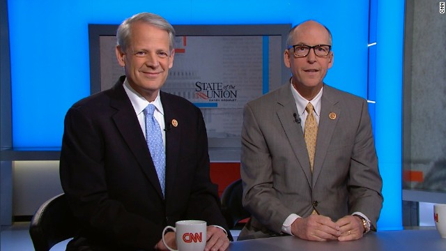 walden and israel on CNN SOTU