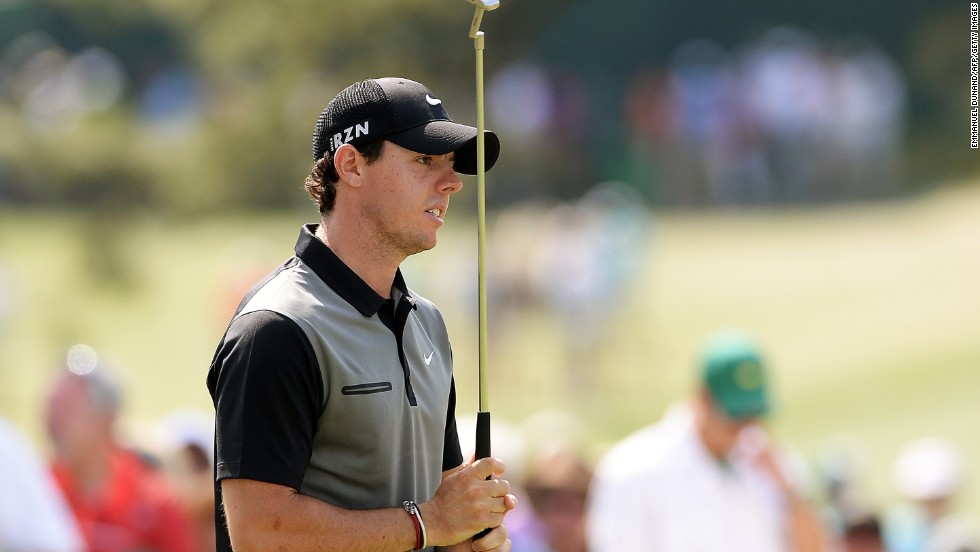Rory McIlroy was one of the favorites heading into the tournament, but struggled with his game on Friday. The Northern Irishman limped to a five-over 77 making the cut (four-over) by the narrowest of margins.