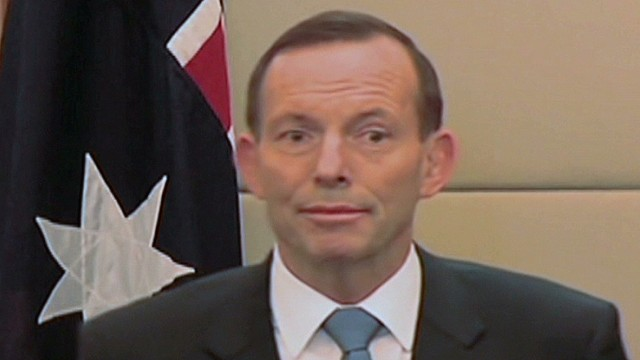 PM Abbott confident signals from MH370
