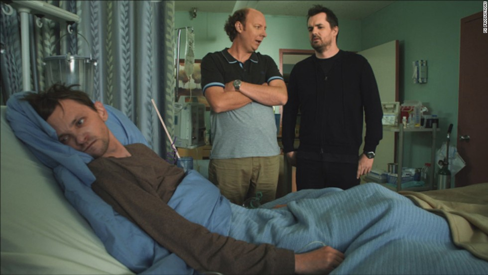 """Netflix has added even more streaming options for the month of April, including season one of the FX comedy series """"Legit,"""" starring DJ Qualls, left, Jim Jefferies and Dan Bakkedahl. Here are some of the other offerings."""