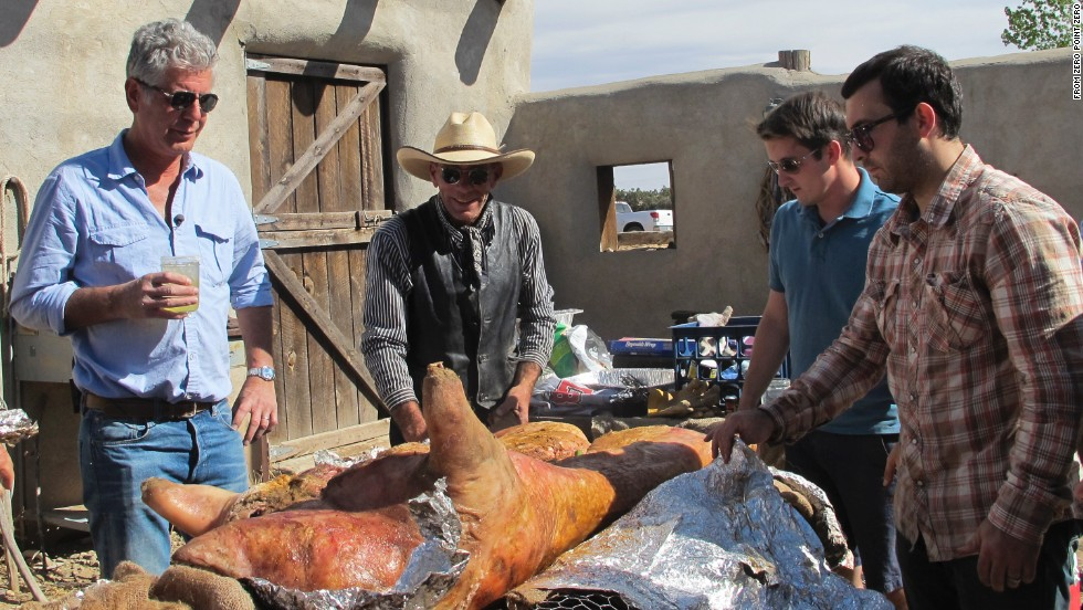 """Season 1 of CNN's """"Anthony Bourdain: Parts Unknown"""" will leave you hungry. You have been warned."""