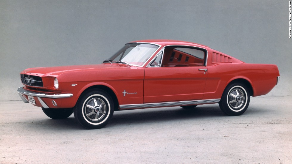 The fastback was not an option when the car was originally introduced in 1964, but it was added in 1965.