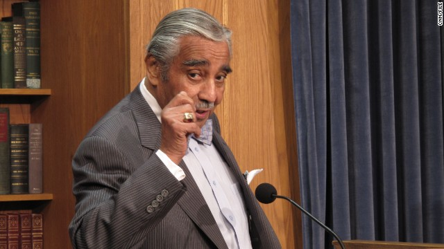 Rep. Charlie Rangel, D-New York, was forced to resign his chairmanship of the Ways and Means Committee in 2010 when his tax problems became public.