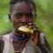 Hadza tribe tanzania honeycomb