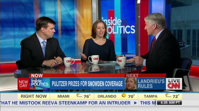 Inside Politics: Pulitzers for Snowden coverage_00002811.jpg