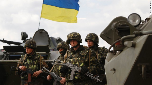Ukraine: We control Kramatorsk airfield