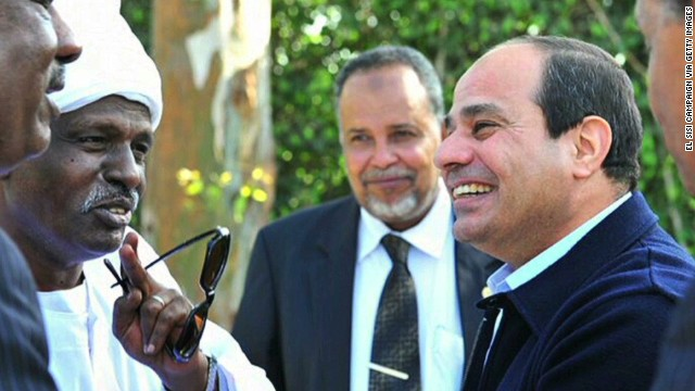 Can El-Sisi can bring Egypt stability?