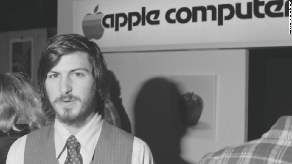 When he was just 12 years old, Steve Jobs, the late co-founder of Apple computer, called Hewlett-Packard's president looking for spare computer parts and wound up scoring a summer internship. In 1977, Jobs and Steve Wozniak, co-founders of Apple Computer, debuted the Apple II computer in San Francisco.