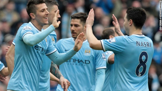 According to Sporting Intelligence's Global Sports Salaries Survey for 2014, Manchester City is the best paid team in global sport.