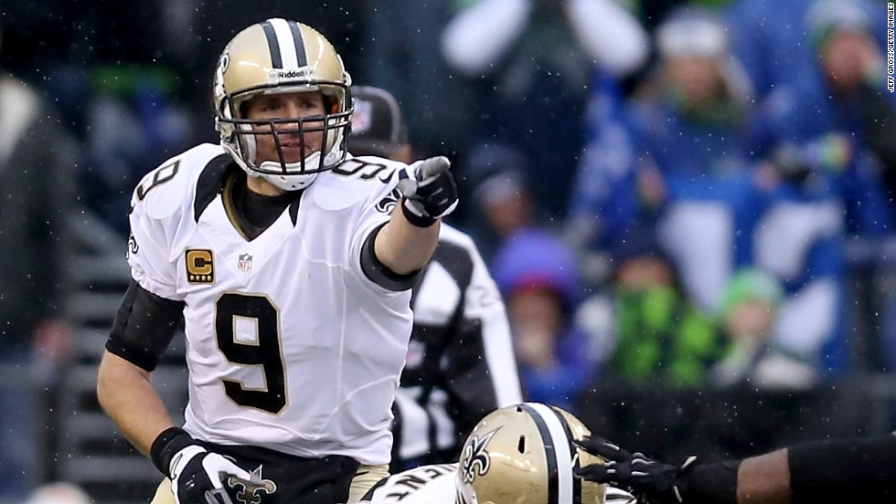 "Although Drew Brees of the New Orleans Saints made the top five of Forbes' ""World's Highest Paid Athletes"" list last year, the majority of NFL players are not paid quite so handsomely."