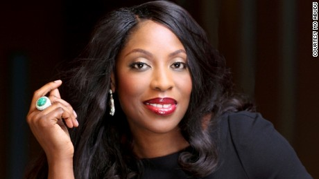 Mo Abudu has built a media empire -- without any training.