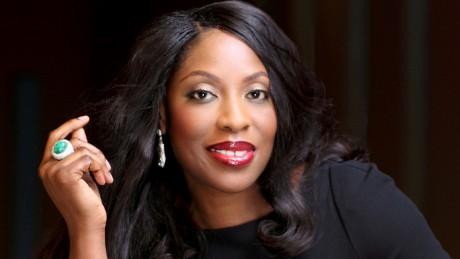 Nigerian talk show host, Mo Abudu.