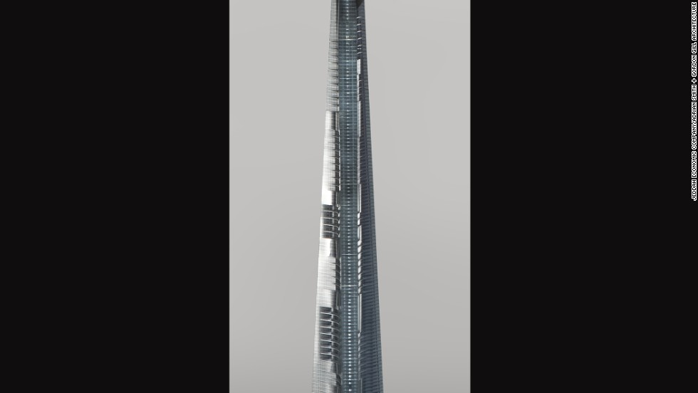 According to Construction Weekly, construction will start on the Jeddah Tower -- slated to be the world's tallest at 1 kilometer (3,280 feet) tall -- next week.