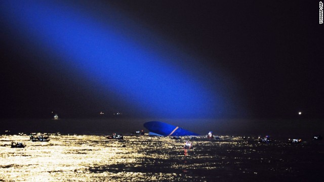 Weather hampering ferry rescue operation