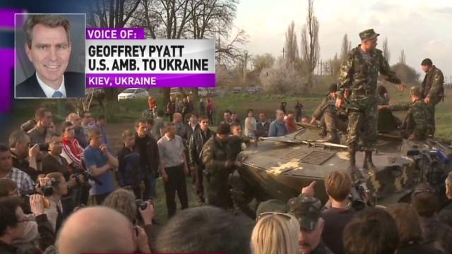 wolf vo tapper us ambassador ukraine anti semitic leaflets jews target_00004129.jpg