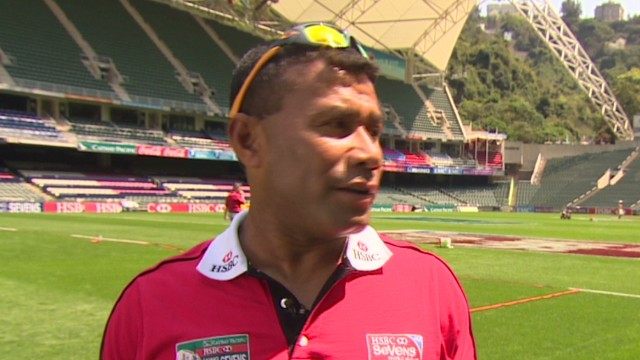 Rugby legend's love for Hong Kong