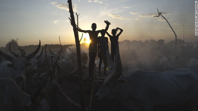 Hundreds killed in South Sudan massacre