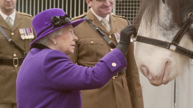 The Queen's passion for horses