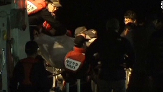 Bodies recovered from South Korea ferry