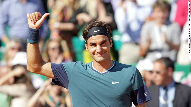 Can Roger Federer win a first Monte Carlo title in what will be his fourth final appearace at the event?