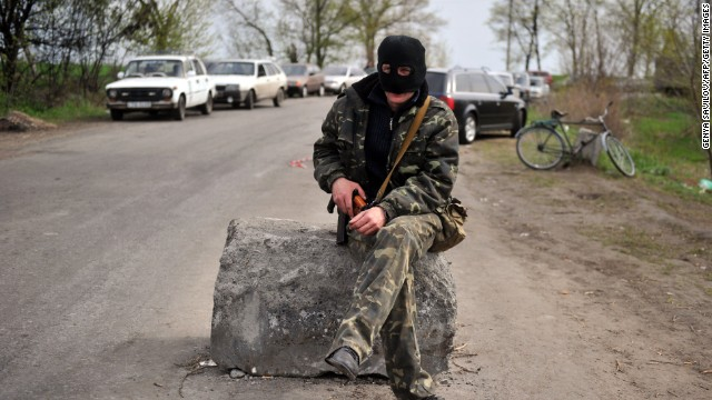 Rubin: 'Little chance' of calm in Ukraine