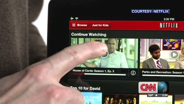 Binge viewing fuels streaming demand