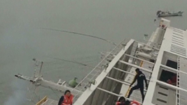 Four more ferry crew members arrested