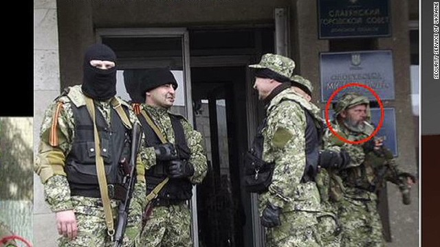 Ukraine: Photos prove Russian involvement