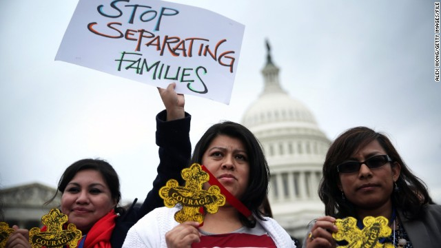 Latinos 'really pissed off' with the GOP