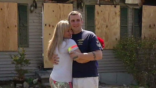 dnt ct couple married in front of their burned home_00013301.jpg
