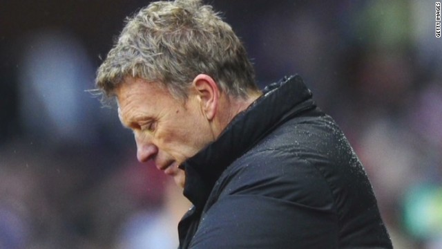 Moyes out at Manchester United