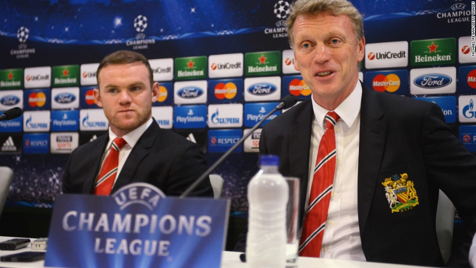 One of the bright sparks during Moyes' time at United was the form of Wayne Rooney, who the Scot worked with at Everton. Rooney hit 17 goals last season and signed a new five-and-a-half-year contract in February worth £300k ($500k) per week.