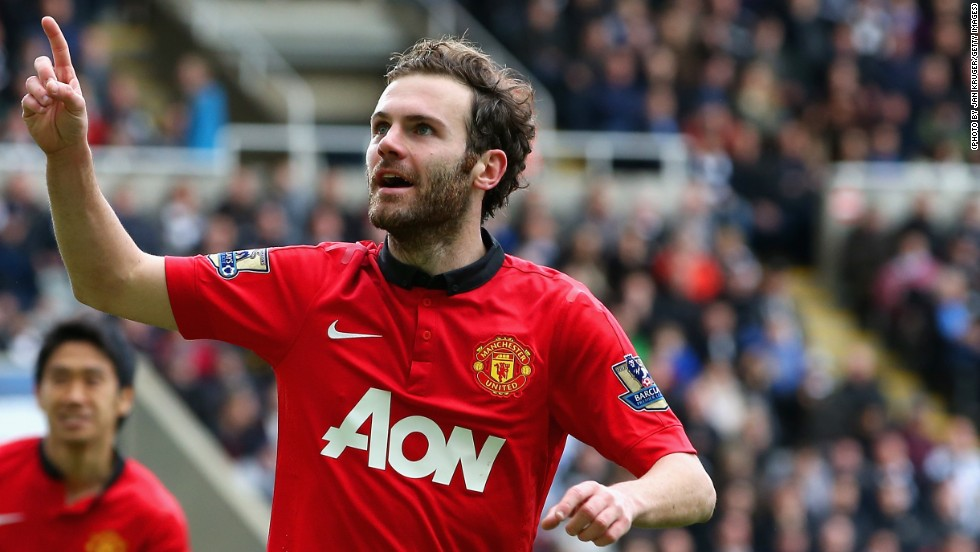 World Cup winner Juan Mata is one of the stars produced by Oviedo's youth system.