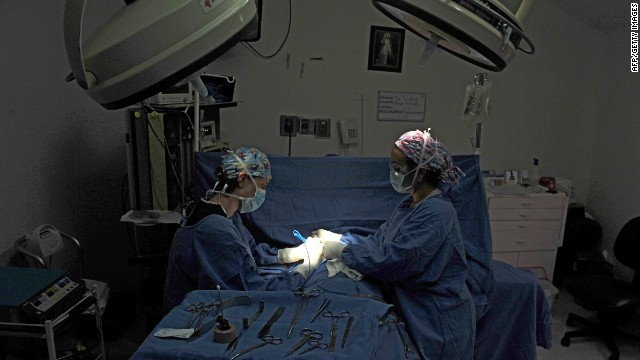 The medical tourism industry is estimated to be worth up to $55 billion per year