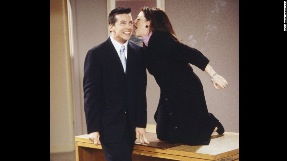 As the boozy, nasal voiced assistant to designer Grace Adler, assistant Karen Walker shows the importance of being honest and speaking your mind regardless of professional status. Knowledge of fine wines and cocktails doesn't hurt either.