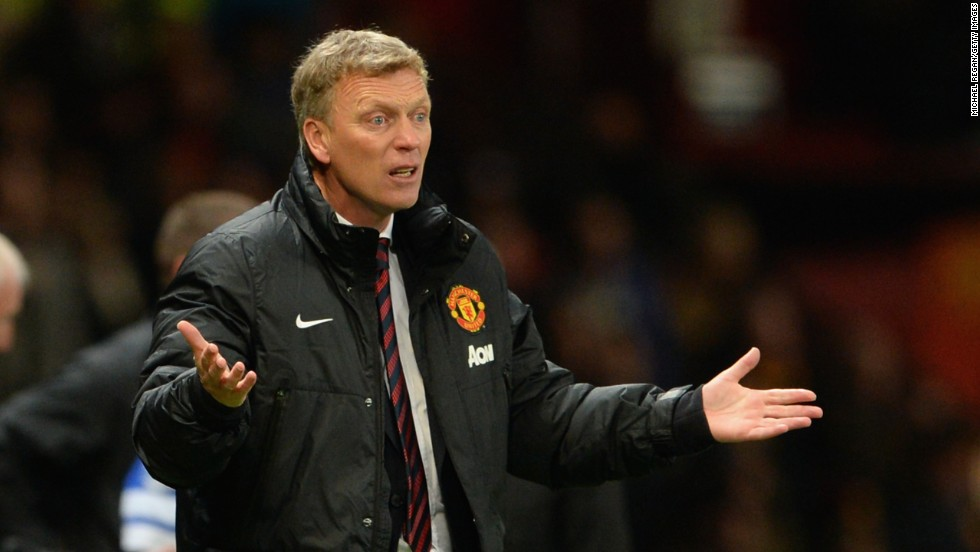 Consistency proved to be a problem for United under Moyes. Back-to-back home defeats to former side Everton and Newcastle in December were then followed by six straight wins, only for the club to be knocked out of both domestic cup competitions in January.