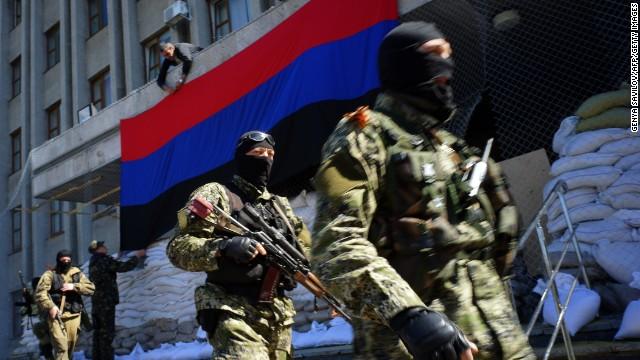 Will Russia invade eastern Ukraine?