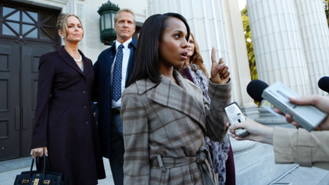 "ABC's hit series ""Scandal"" returns on September 25."