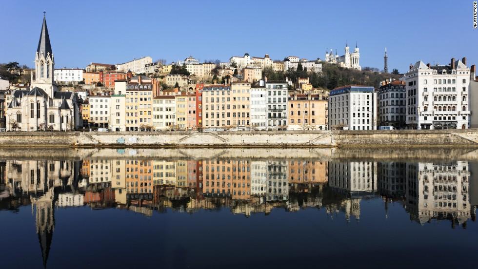 Lyon, France | Tourist Destinations