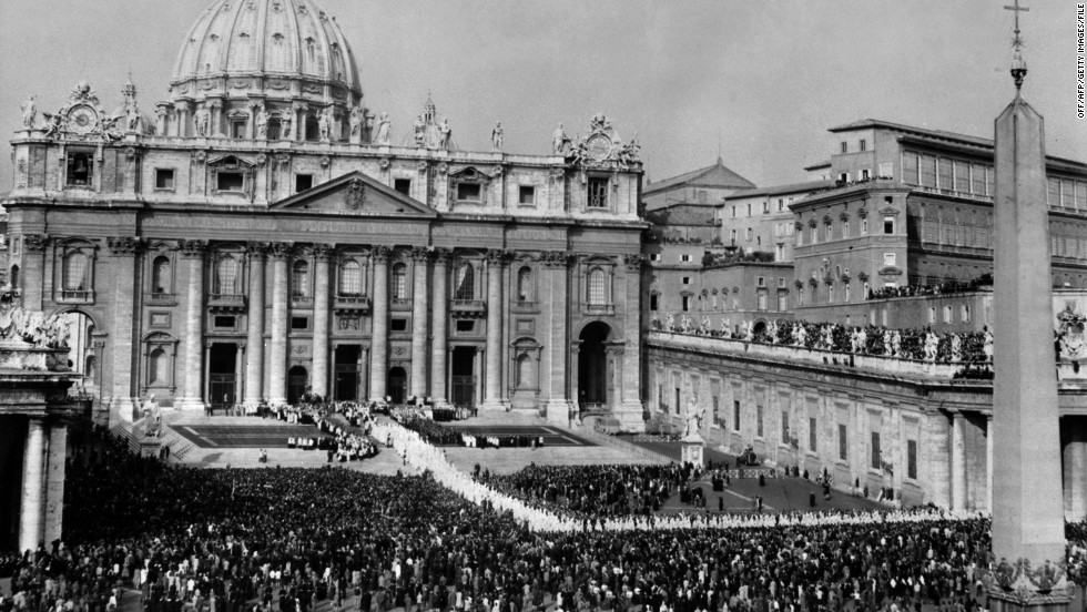 He believed the Roman Catholic church needed to be brought up-to-date, and summoned its leaders to the Second Ecumenical Council, or Vatican II, with the aim of modernizing it and fostering unity.